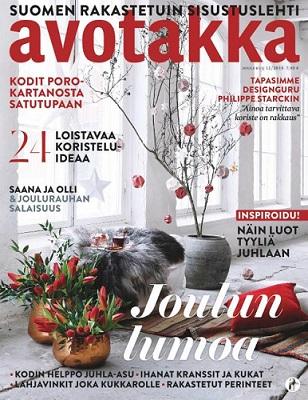 Avotakka-lehti on suurimpia asumisen lehtiä Suomessa.