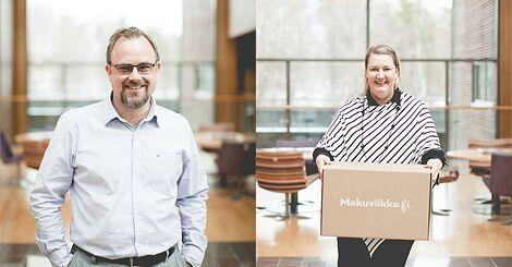 Ruokakassiyritykset SyöHyvin ja Middag yhdistyvät uudeksi Makuviikko-yhtiöksi ja aloittavat laajan mediakumppanuuden A-lehtien kanssa.