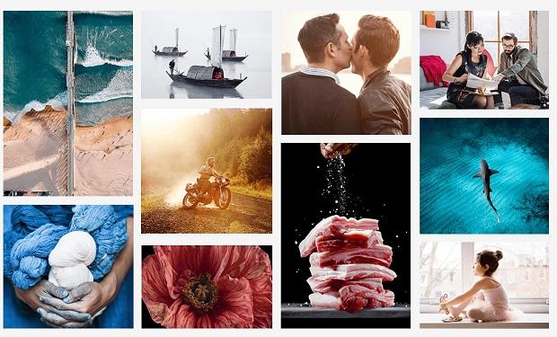 Adobe Stockin kuvia.
