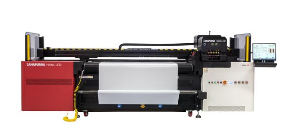Agfan Anapurna H2500i LED -suurkuvatulostin.