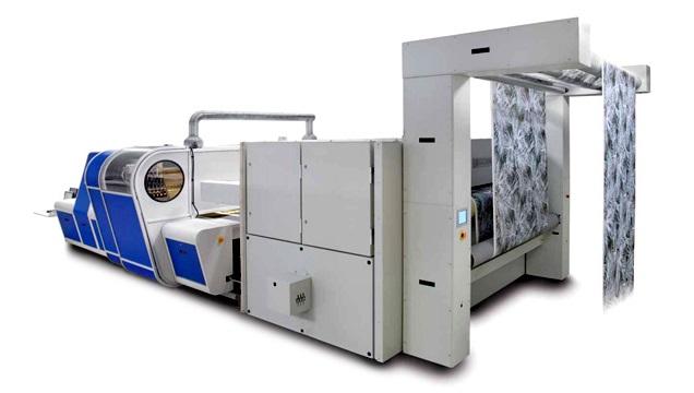 Uusi tekstiilitulostin on edullisempi versio Reggianin ReNoir-tulostimesta.