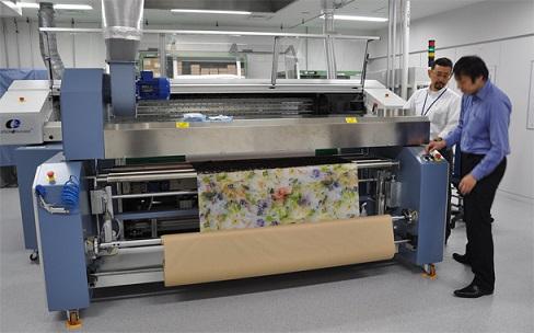 Epson-Mona Lisa-tekstiilitulostin