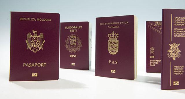 Gemalto Oy toimittaa passeja mm. Ruotsiin, Viroon, Norjaan, Tanskaan, Belgiaan ja Luxemburgiin.