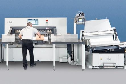 Newprint on investoinut uuteen Polar CuttingSystem 200 -leikkuujärjestelmään.