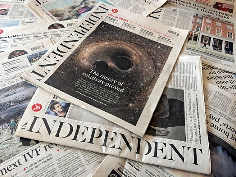 Kuva: The Independent.