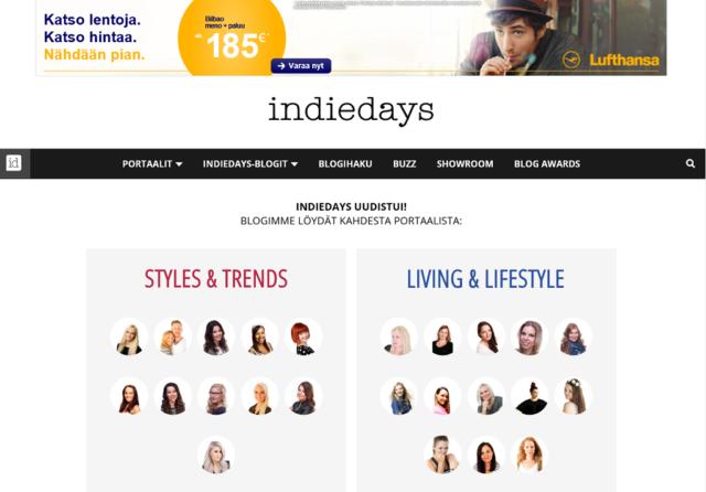 Indiedays buzz-sivusto2