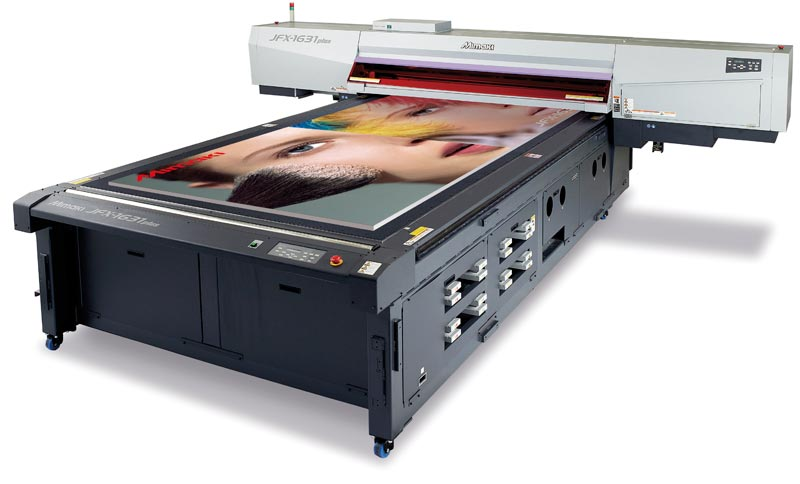 Mimaki JFX-1631plus