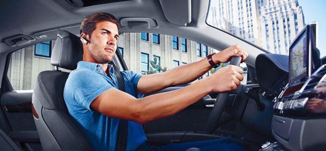Autojen tummennuskalvoilla estetään häikäisyä ja UV-säteilyä. Kuva LLumar.