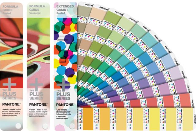 Pantone-uusi väriviuhka