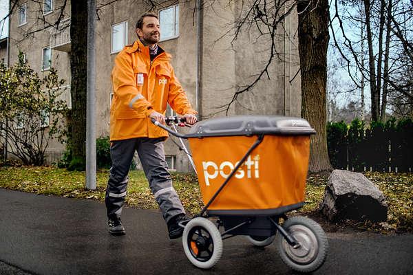 Kuva Suomen Posti.