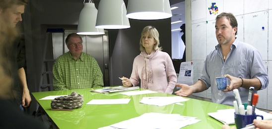 Jaicomin Kayak-järjestelmä on käytössä Ruotsissa mm. lehtikustantaja Promedian lehdissä. Kuva: Promedia.