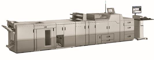 Uusi ohjelmisto toimii mm. Ricohin C7100-sarjan tulostimissa.