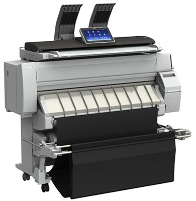 Ricohin MPC W2201SP on suuren formaatin tulostin.