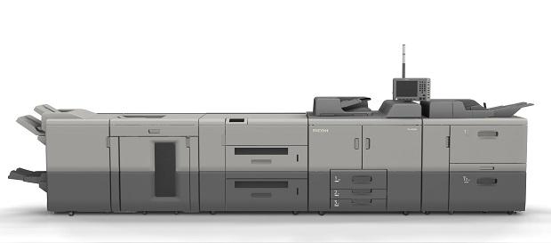Ricoh Pro 8200s -tuotantotulostin.
