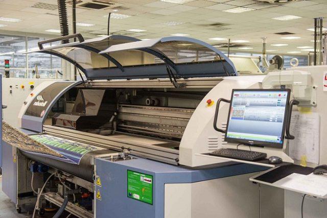 Robustellin Monna Lisa 48 TL -tulostin.