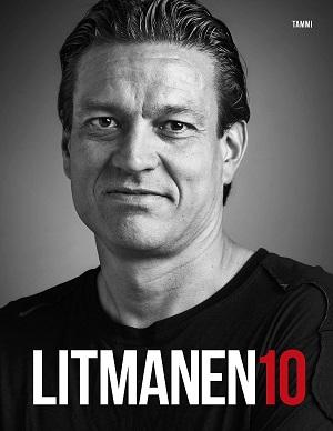 Litmanen 10 oli vuoden myydyin tietokirja. Kuva: Tammi.