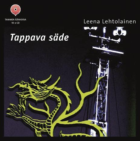 Lennea Lehtolaisen äänikirja on yksi suosituimmista. Kuva; Tammi.