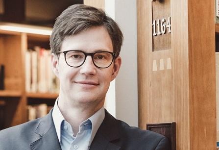 Tilgmannin toimitusjohtaja Magnus Höglund.