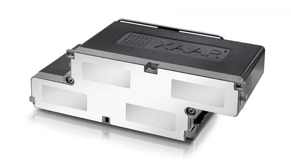 Xaarin uusi 5601 3p0 -tulostuspää.