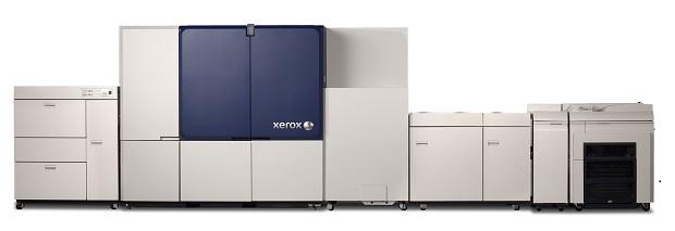 Xeroxin inkjet-arkkikone Brenva HD.