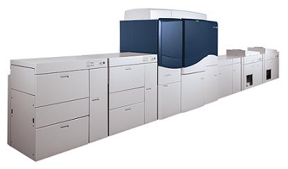 Xerox iGen 5 Press on yhtiön uusin digipainokone.