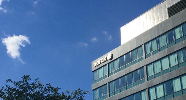 Xeroxin pääkonttori Norfolkissa USA:ssa.