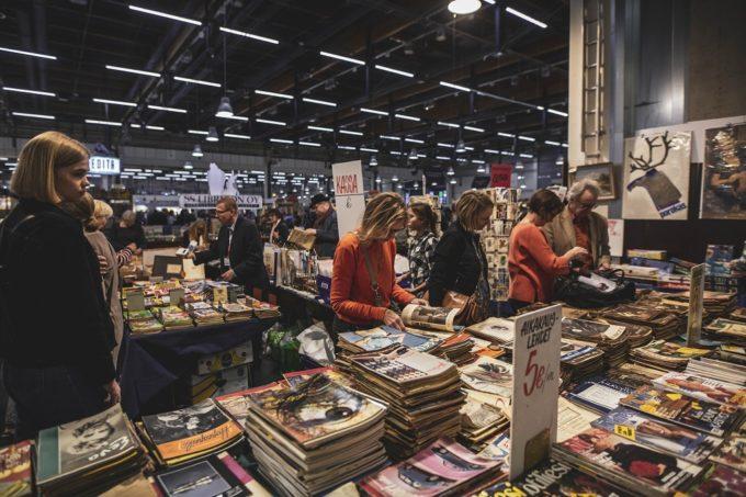 Kirjamessut palaa Messukeskukseen ja näkyy verkossa