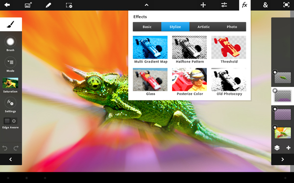 Photoshop Touch 1.4