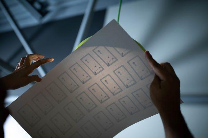 RFID-paperilla lisäarvoa painotuotteisiin