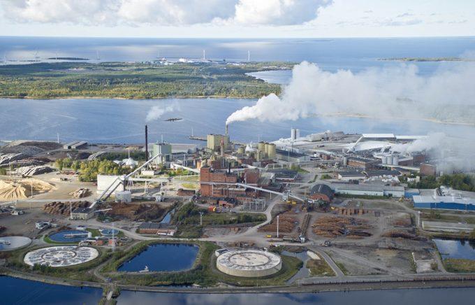 Stora Enson paperituotanto loppuu Veitsiluodossa