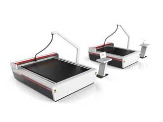 Trotecin SP3000 ja SP2000 laserleikkurit.