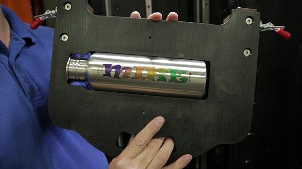 Esimerkki Xeroxin tulostimella tehdystä työstä.